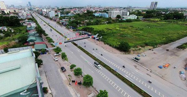 Thị trường đất nền phía Tây Hà Nội ngày càng sốt