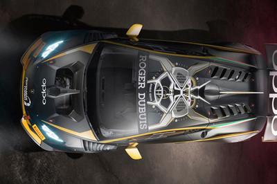 Bộ đôi siêu xe Lamborghini kết hợp đồng hồ siêu sang Thụy Sĩ