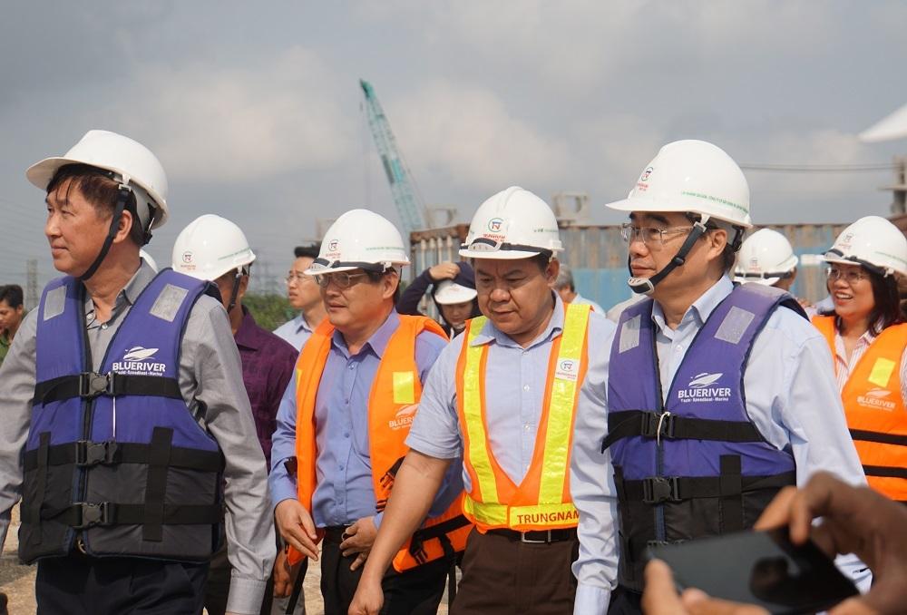 dự án chống ngập,chống ngập,Sài Gòn