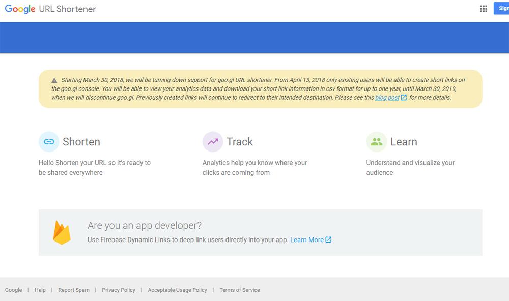 Google chuẩn bị 'khai tử' Allo, Inbox, goo.gl, Google+