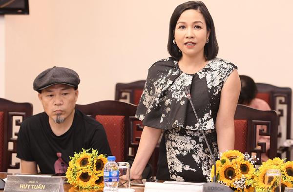 Tùng Dương,Mỹ Linh,Nguyễn Trần Trung Quân,giải Cống Hiến