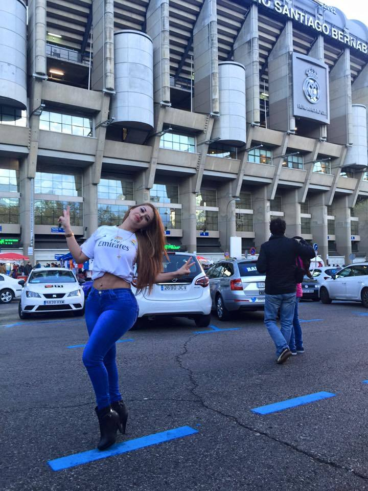 Mirtha Sosa,Real Madrid,Zinedine Zidane