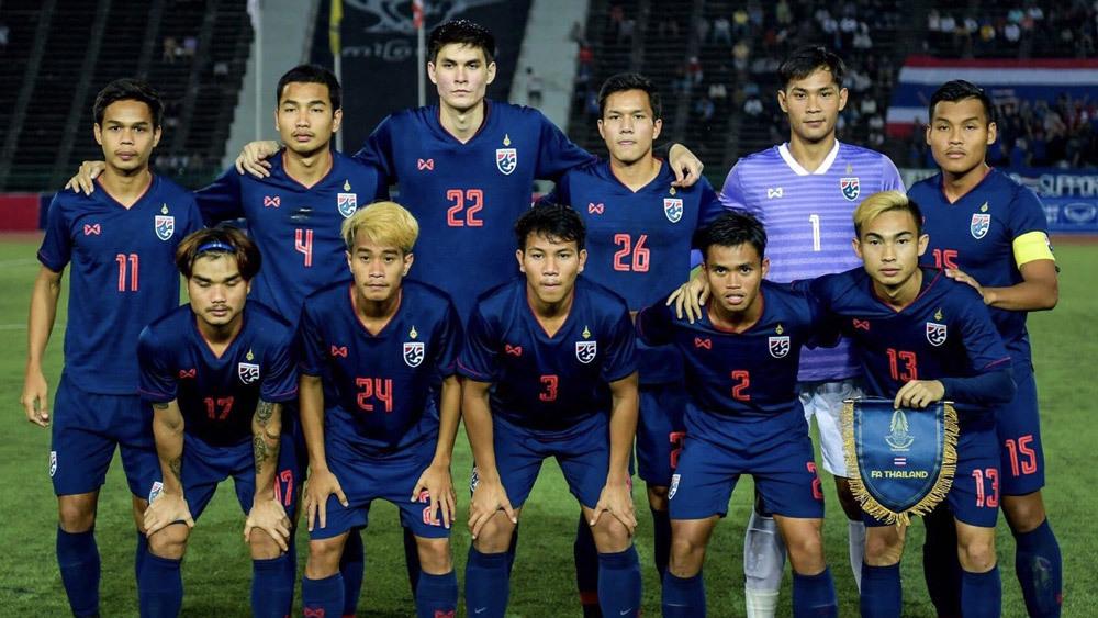 U23 Thái Lan,U23 Việt Nam,vòng loại U23 châu Á,Alexandre Gama