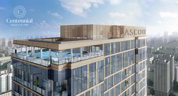 Ra mắt dự án căn hộ hạng sang Centennial ở Ba Son