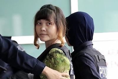 Đề nghị Malaysia thả tự do cho công dân Đoàn Thị Hương