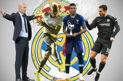 Real Madrid: Zidane, Galacticos và dự án nửa tỷ euro