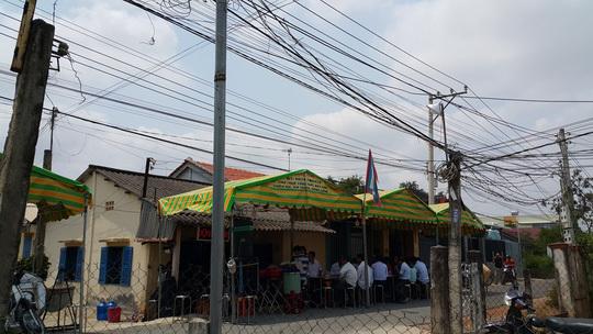 2 người chết ở Cần Giuộc Long An: 'Nghi phạm' đang công tác tại trạm y tế xã
