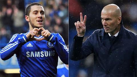 MU chơi bài ngửa ký Varane, Zidane hoãn mua Hazard