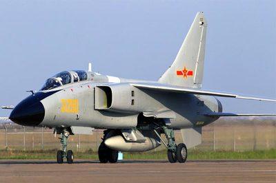 Chiến đấu cơ Trung Quốc rơi ở đảo Hải Nam, 2 phi công tử nạn