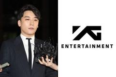 Cổ phiếu YG Entertainment tụt dốc 14% sau scandal chấn động của Seungri