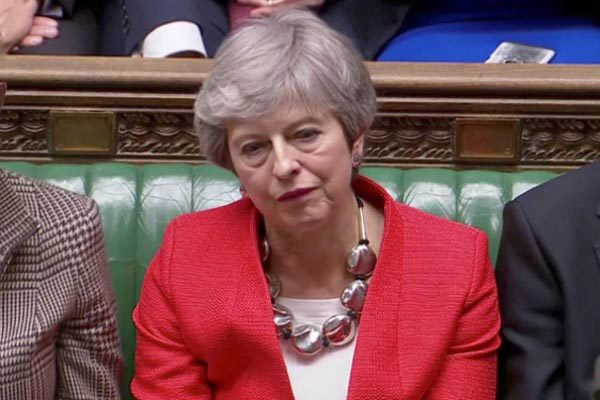 Anh,Theresa May,thỏa thuận Brexit,EU