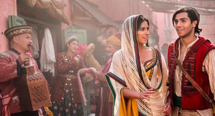 'Aladdin và cây đèn thần' phiên bản người đóng tung trailer đẹp mỹ mãn