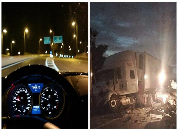 Những lưu ý đặc biệt khi lái xe ban đêm