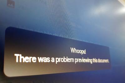Gmail gặp sự cố toàn cầu, không thể tải file đính kèm