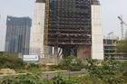 Tháp đôi 10.000 tỷ giữa lòng thủ đô: Gần thập kỷ hoang tàn