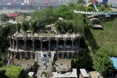 Nhà vệ sinh công cộng hoành tráng nhất Trung Quốc