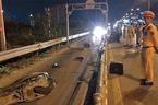 Đơn vị chắn bê tông giữa đường: 'Đây là vụ chết người đầu tiên'