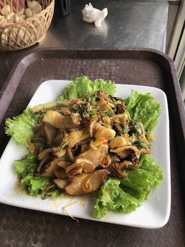 Con ốc kỳ lạ ở Quảng Ninh: Khổng lồ, 6 người ăn không hết?