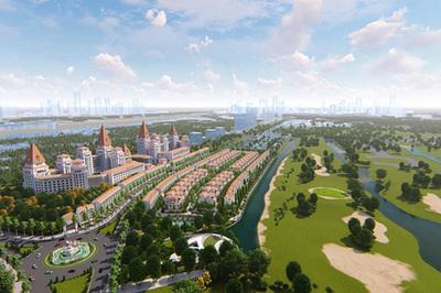 Sunshine Wonder Villas hút giới đầu tư 'hạng sang'