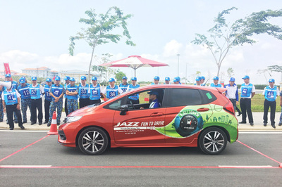 Honda VN đẩy mạnh đào tạo lái xe an toàn