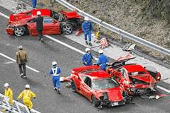 Những vụ 'phá xe' đắt giá nhất lịch sử