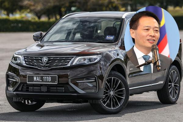 Hãng xe Malaysia suýt phá sản sẽ hồi sinh dưới tay người Trung Quốc