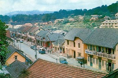 Dáng hình Đà Lạt xưa, khi đường phố còn thưa bóng khách du lịch