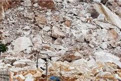 Sập mỏ quặng ở Nghệ An, 3 người chết