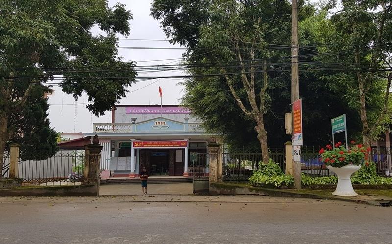 Thanh Hóa: Chủ tịch Mặt trận thị trấn chửi bới lãnh đạo xin thôi chức