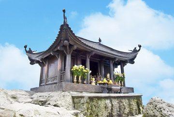 Điều chưa biết về ngôi chùa có một không hai trên thế giới