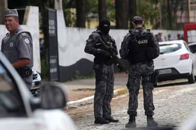 Xả súng trường học tại Brazil, 8 người thiệt mạng