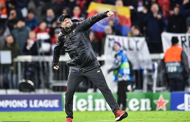 Jurgen Klopp hào sảng: 'Liverpool trên đỉnh châu Âu'