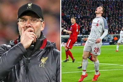 Liverpool tổn thất lớn trước vòng tứ kết Champions League