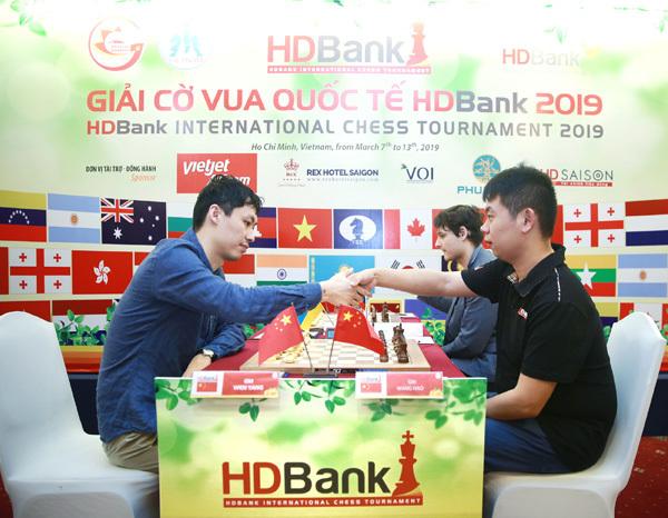 Đại kiện tướng Trung Quốc đăng quang HDBank Masters 2019