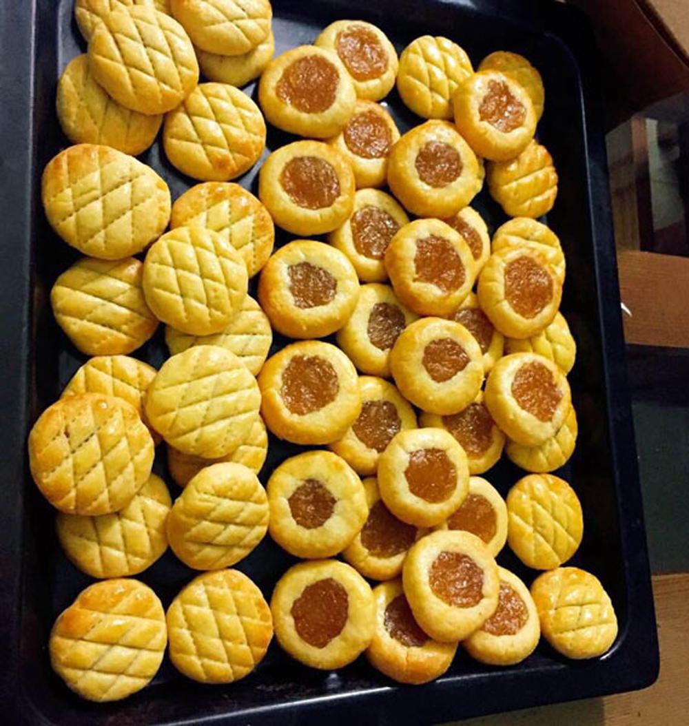 Hướng dẫn cách làm bánh dứa đơn giản tại nhà