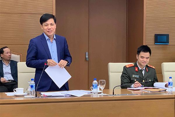 Mất bằng lái phải thi lại,Bộ trưởng GTVT,Nguyễn Văn Thể,Bộ trưởng Mai Tiến Dũng