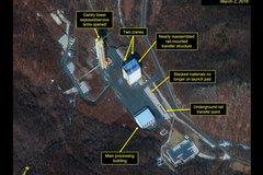 Sự im ắng bí ẩn bao trùm trạm phóng vệ tinh của Triều Tiên