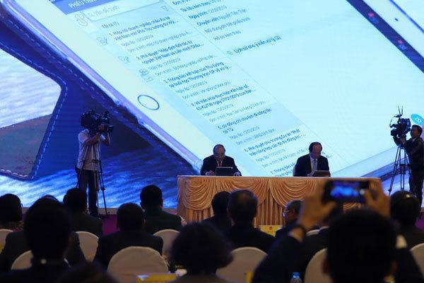 Viettel cung cấp giải pháp CNTT giúp Văn phòng chính phủ