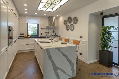 Đẩy lùi nồm ẩm trong căn bếp hiện đại