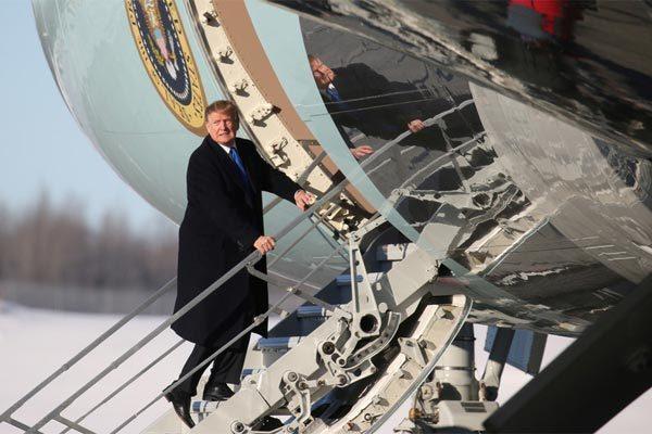 Tuyên bố gây sửng sốt của ông Trump sau vụ rơi máy bay Ethiopia