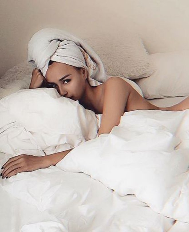 DJ Tít diện bikini khoe thân hình gợi cảm sau hôn nhân đổ vỡ
