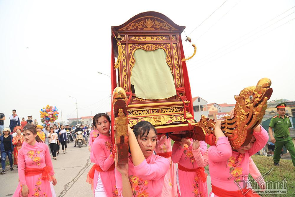 Rước Kiệu,Hà Nội,Kiệu Bay,hội làng