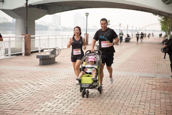 Just run- làn gió mới của trào lưu chạy bộ Đà Nẵng