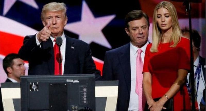 Mỹ,Donald Trump,Paul Manafort,điều tra Nga can thiệp bầu cử Mỹ