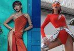 Phong cách thời trang sexy chuộng màu 'cực gắt' của Tóc Tiên