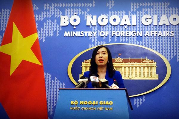 Bộ Ngoại giao lên tiếng về đảo Thị Tứ thuộc quần đảo Trường Sa