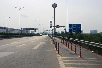 Bứng dải bê tông gây chết người trên cao tốc