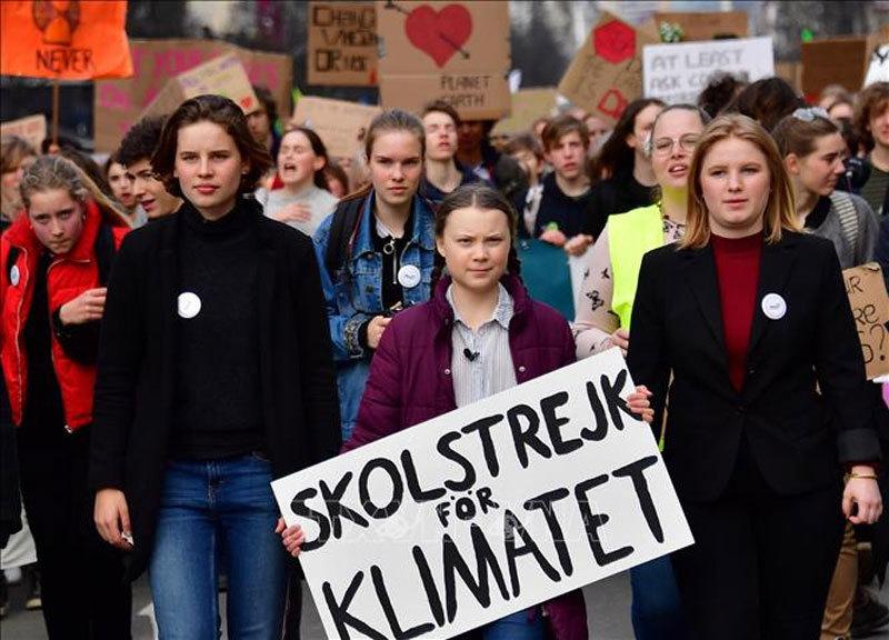 Nữ sinh 16 tuổi được đề cử giải Nobel Hòa bình 2019