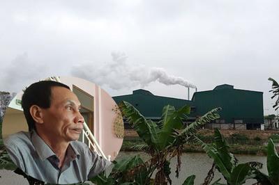 Trăm người ung thư lần lượt chết, hoang mang cột khói phun ngùn ngụt