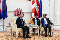 Việt Nam sẽ tặng Campuchia Trung tâm giám sát mạng